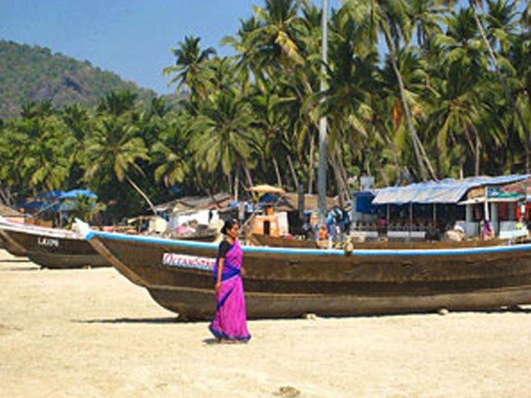 Rajasthan & Goa combinatie