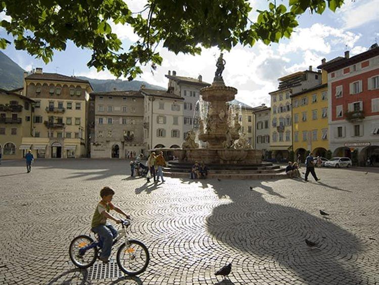 Trentino, Toscane, Veneto