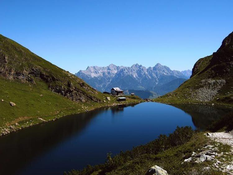 Familierondreis Zuid-Tirol, Dolomieten en Tirol