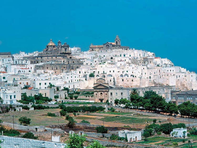 Ongerept Puglia & Basilicata