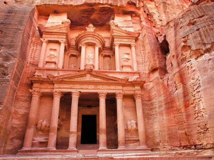 Rondreis Jordanië met huurauto
