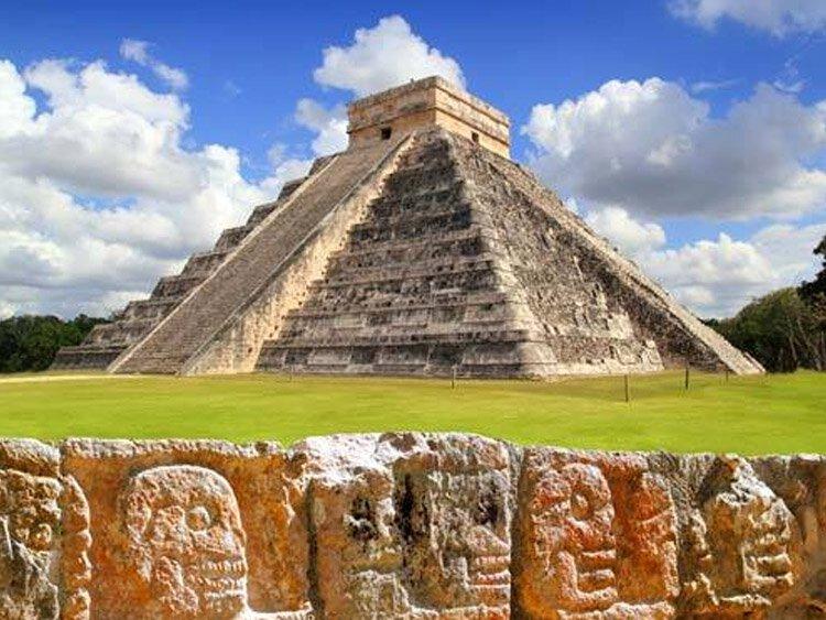 Fly-drive Yucatan