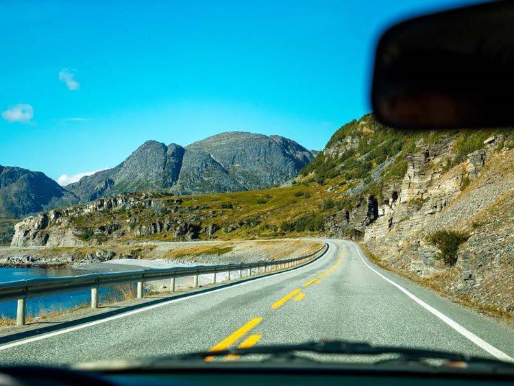 Noorwegen Noordkaap Fly & Drive