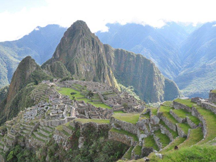 Mystieke steden in de Andes