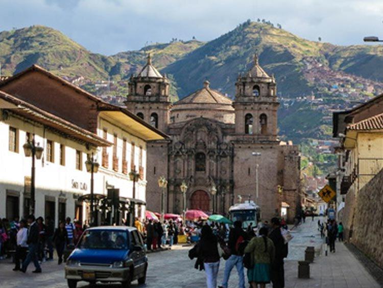 Peru rondreis lokaal geregeld, incl inca trail