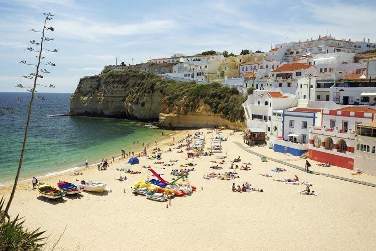 De Portugese Kustenroute