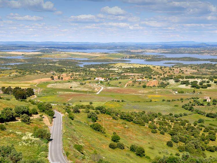 Flydrive Algarve, Alentejo & Lissabon
