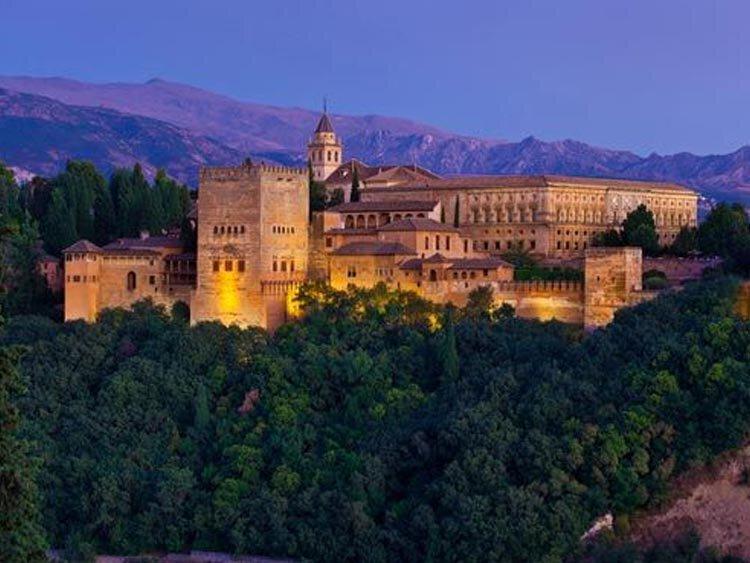 Excursiereis Schilderachtig Andalusië