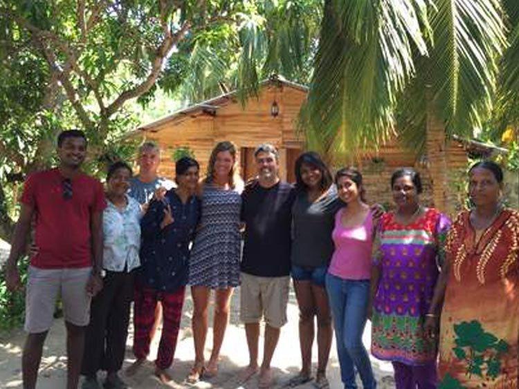 Gastvrij en vriendelijk Sri Lanka