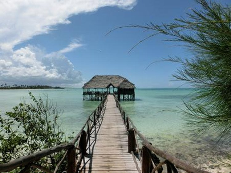 Strandvakantie Zanzibar
