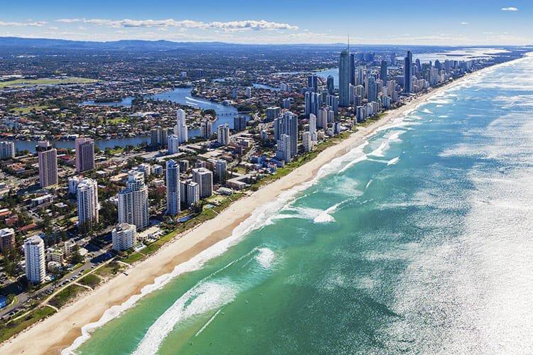 Oostkust Australië