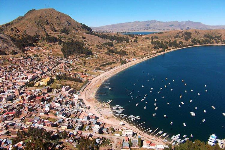 Copacabana & Titicacameer