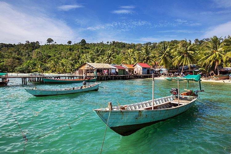 Kampot & Kep