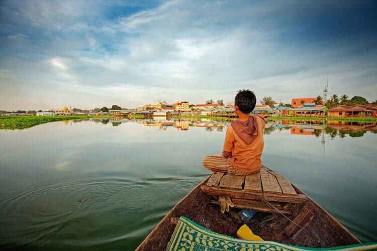 Het Tonlé Sap-meer