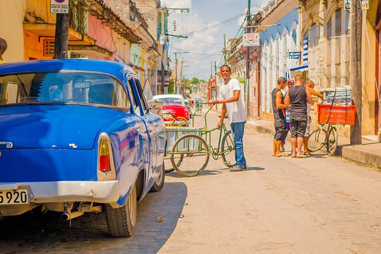 Centraal-Cuba
