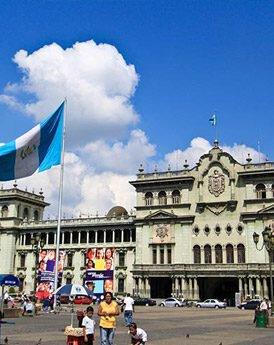Guatemala-Stad