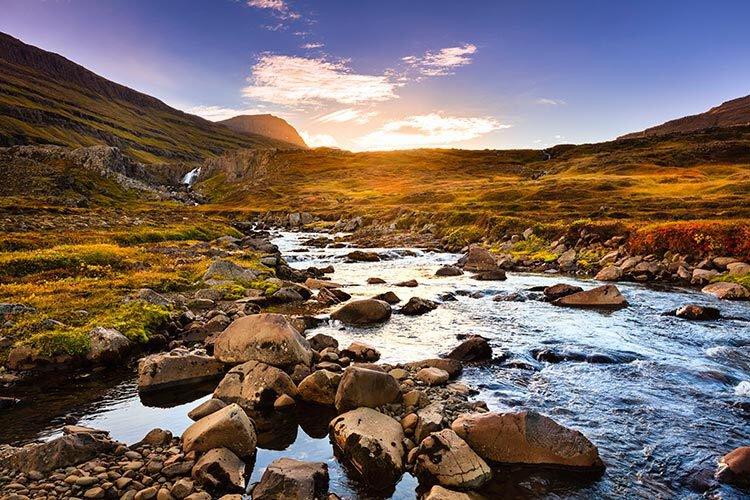 Seyðisfjörður & omgeving