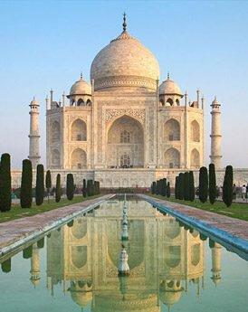 Agra & de Taj Mahal