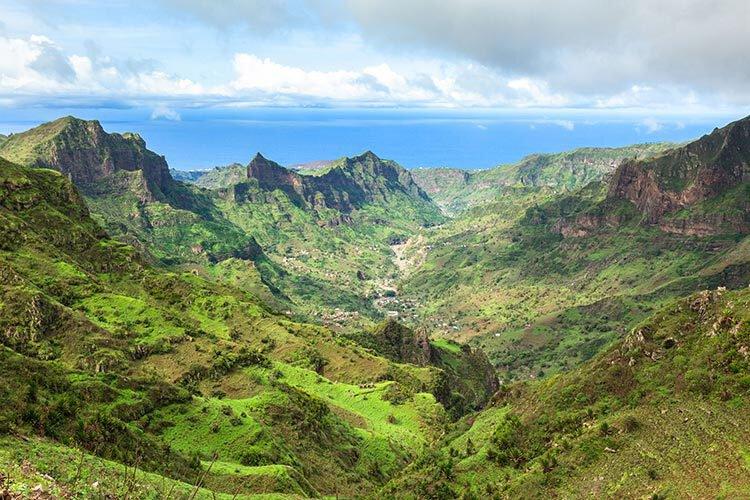 Wandelen op Kaapverdië
