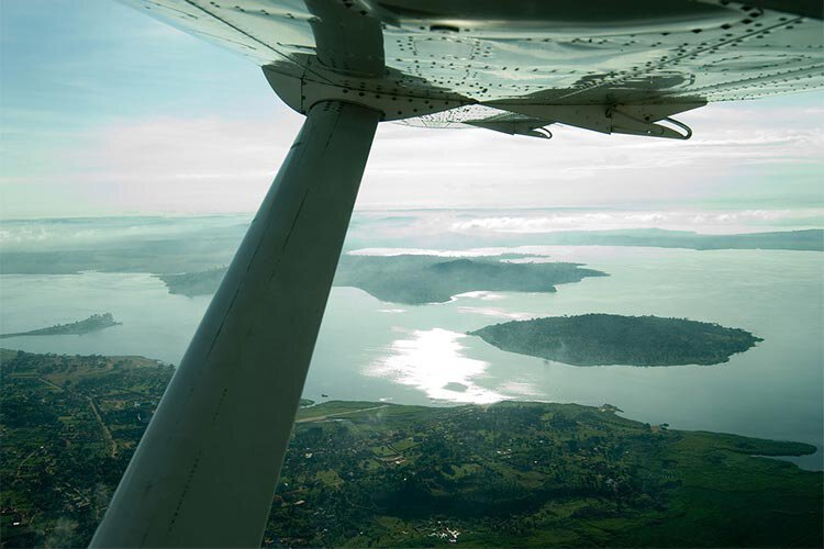 Victoriameer & de Ssese eilanden