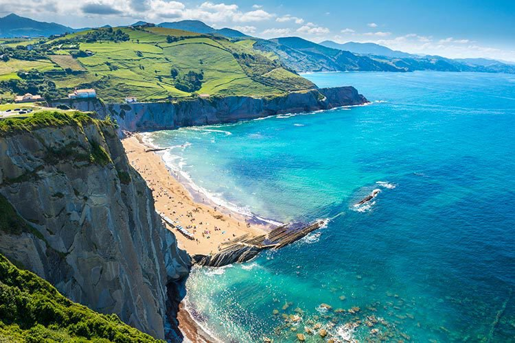 Baskenland & Cantabrië