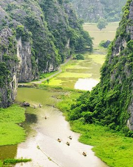 Ninh Binh & Tam Coc