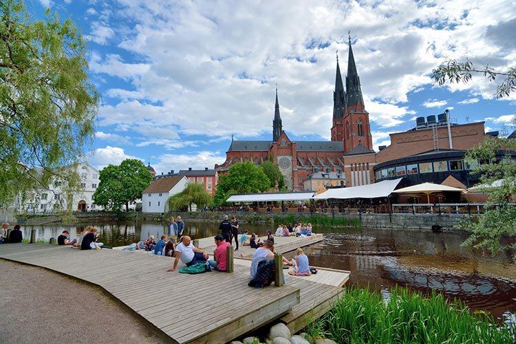 Uppsala & midden-Zweden