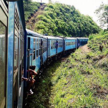 De onvergetelijke treinrit tussen Kandy en Ella