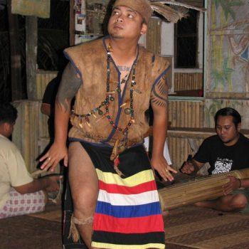 Bidayuh traditionele dans