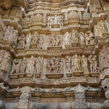 Khajuraho, prachtige tempels