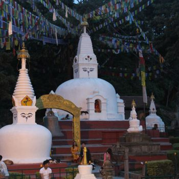 Stupa, Kamandu