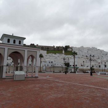 Interessant en wit Tetouan
