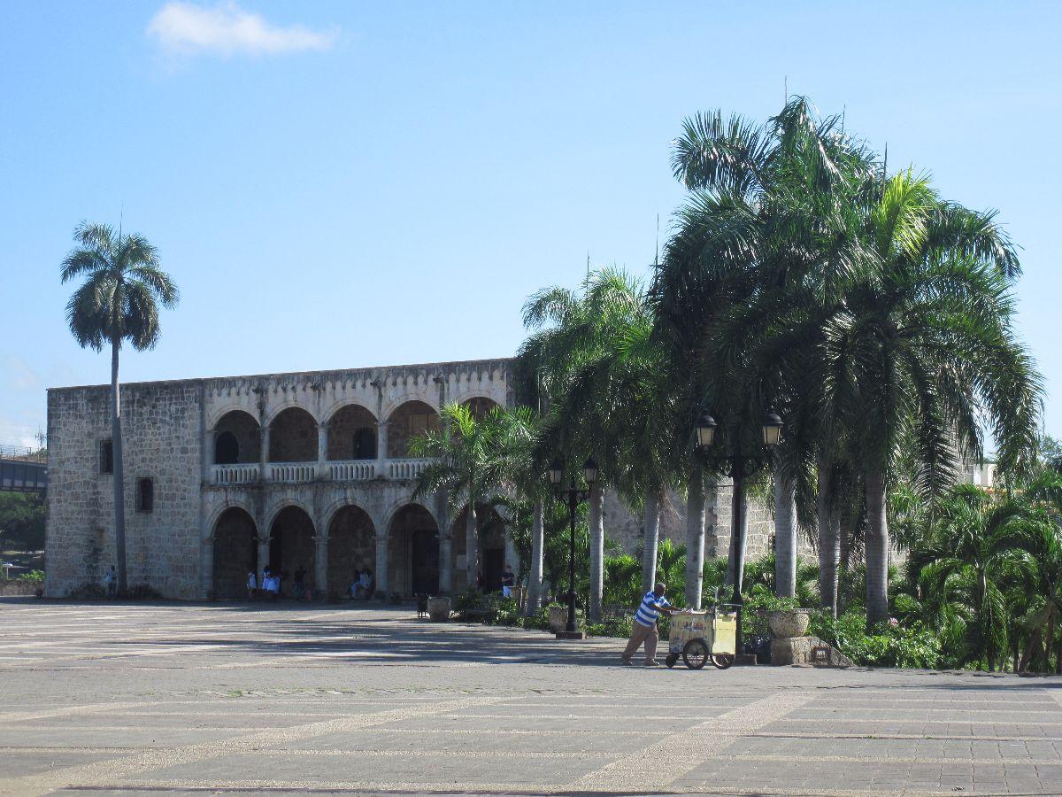 Plaza de España, Santo Domingo
