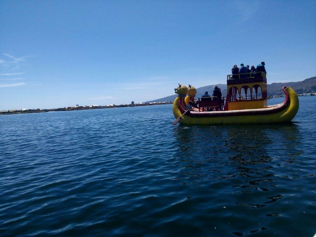 Titicaca meer