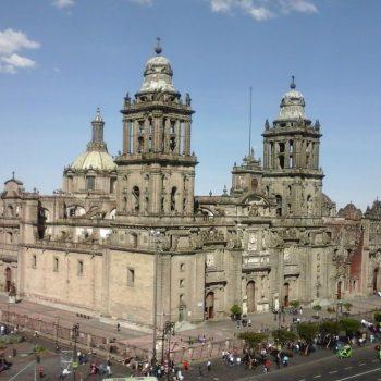 Zocalo Mexico Stad