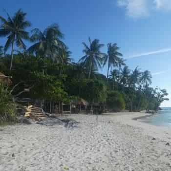 Strand op Karimunjawa