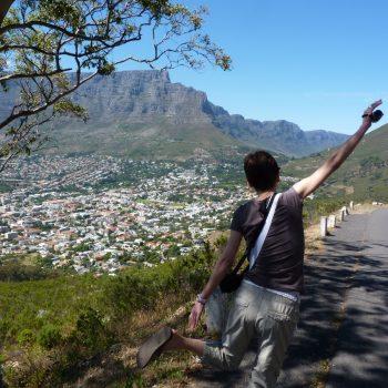 Rondedansje in Kaapstad