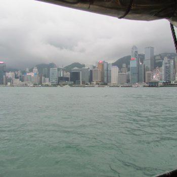 Tochtje met de Star Ferry