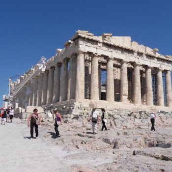 Parthenon op Akropolis