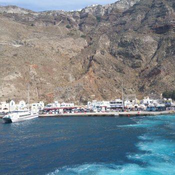 Haven van Santorini