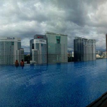 The Loft rooftoppool