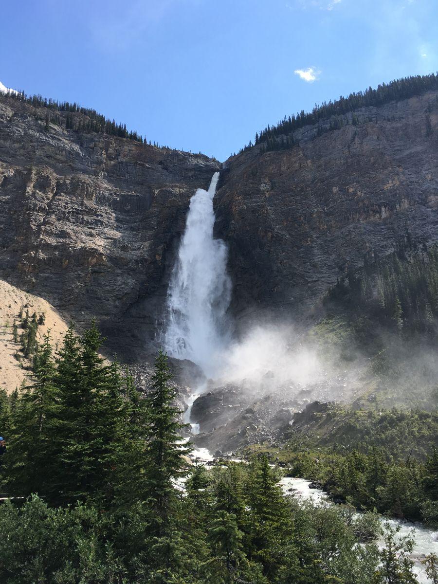 Takkakaw falls