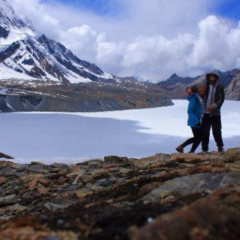 Tilichio Lake (het hoogste meer ter wereld)