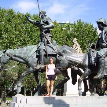 Het icoon Don Quichot