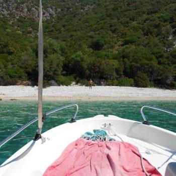 Bootje huren en varen naar onbewoonde eilanden
