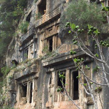 Overblijfselen uit oude tijden
