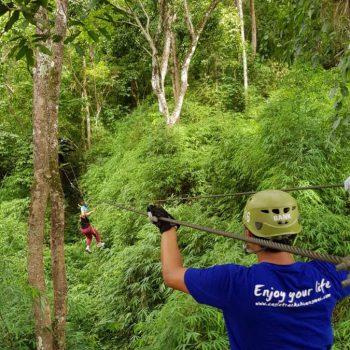 Chiang Mai Ziplining