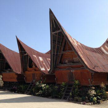 Ambarita op Samosir Island