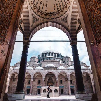 De mooiste moskee van Istanbul: de Süleymaniye-moskee