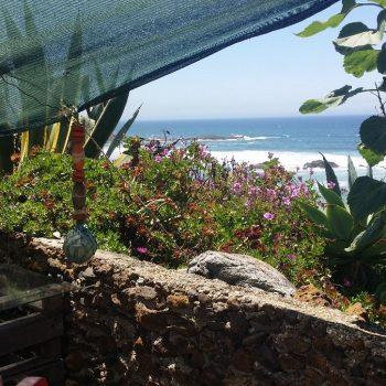 Huisje aan het strand van Almograve